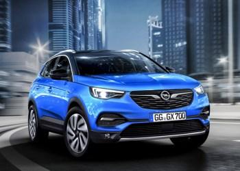 Opel Grandland X deler teknik i form af platform, motorer og gearkasser med Peugeot 3008, med resten er unikt Opel