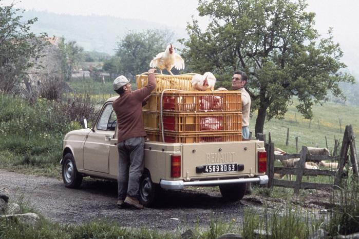 Pickup'erne var en sjælden model, og der er ikke mange af dem tilbage, da de var tilbøjelige til at ruste