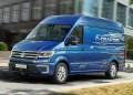 VW e-Crafter er et af de mere seriøse bud på en elektrisk varebil, men der er endnu lang vej til de store salgstal