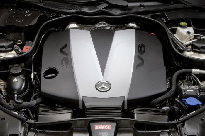 Motortype OM 642 er en 3-liters V6-er, der benyttes til bl.a. Sprinter