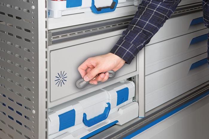 Hvis tyven ved, der er installeret sikringsbokse og andet irriterende udstyr, vil det afskrække ham
