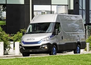 Iveco satser bredt med både gas-, el- og dieselmotorer i den blå familie