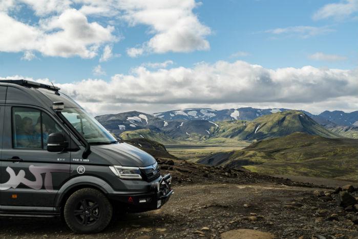 Turen på Island tidligere i år  blev en uforglemmelig oplevelse for familien