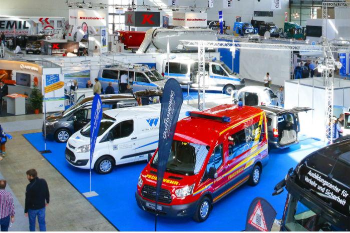 Det europæiske marked for varebiler vil i følge analyseinstituttet Technavio stige med 3,57 procent om året. Foto: NUFAM