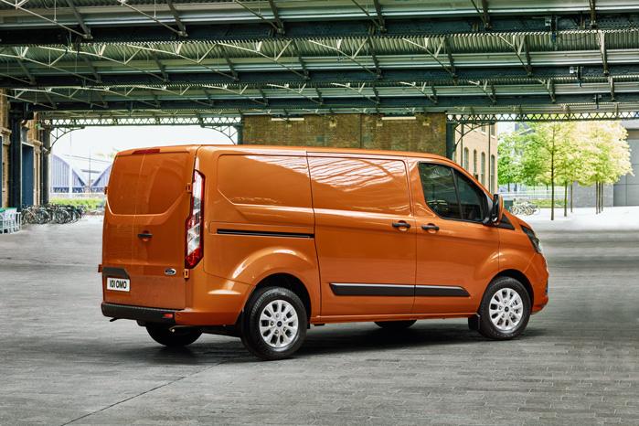 Ford Transit Custom har siddet stærkt i sadlen som bedste one ton van siden introduktionen i 2012