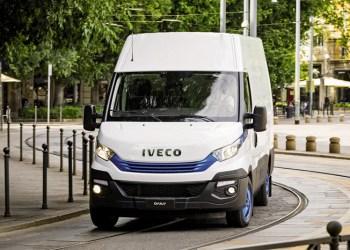 Iveco Daily Blue Power er navnet på hele Dailys grønne motorprogram
