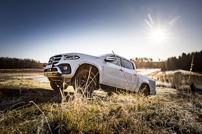 Den nye konge af jagtmarkerne byder Ford Ranger og VW Amarok op til dans