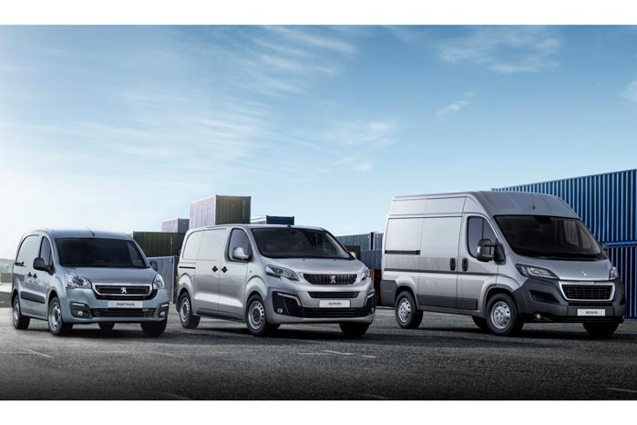 Expert er Årets Varebil i Danmark 2017 men så sandelig også hos Peugeot, hvor den sælger strygende