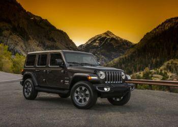 Tredje generation af Jeep Wrangler ligner sig selv, og tak for det