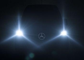 Blandt de vigtigste nyheder i det nye år er lanceringen af den nye Mercedes-Benz Sprinter