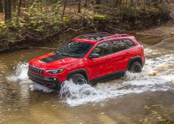 Jeep Cherokee får både bedre økonomi og større præstationer med nye lille turbomotor