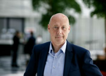 Vægtgrænsen på 11 kg giver anledning til en løftet pegefinger, mener Michael Svane, der er direktør for DI Transport. Foto: Hans Søndergård, Dansk Industri