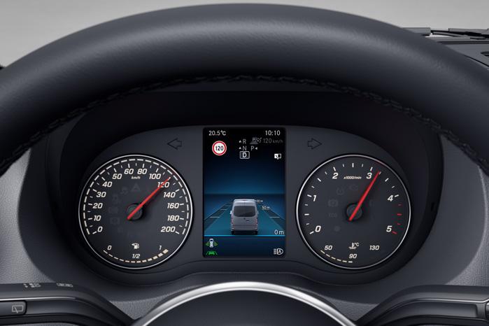 Nu kan Sprinter også læse vejskilte og hjælpe dig med at blive i din kørebane