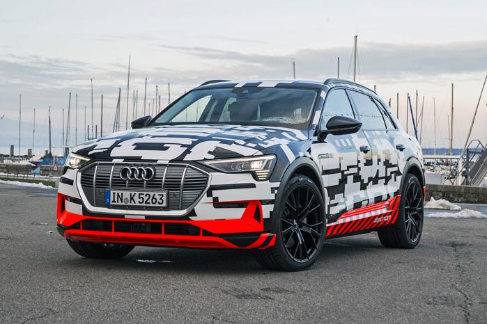 Audi e-tron er første rene elbil fra Audi, som har ventet længe med at røre ved det højspændte marked