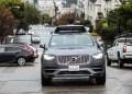 En selvkørende Volvo XC90 fra Uber i Arizoa blev i søndags den første selvkørende bil involveret i en dødsulykke