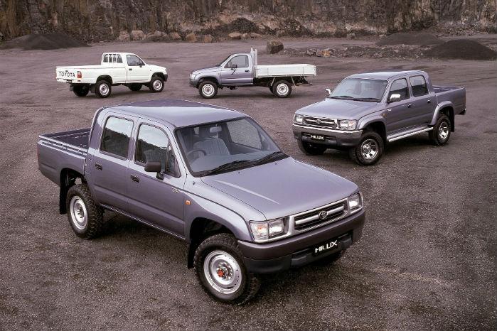 Sjette generation (1997 - 2004)