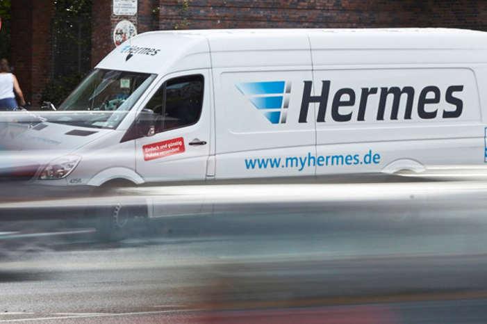 Hermes er blandt de 5 største kurérvirksomheder i Tyskland. Foto: Hermes