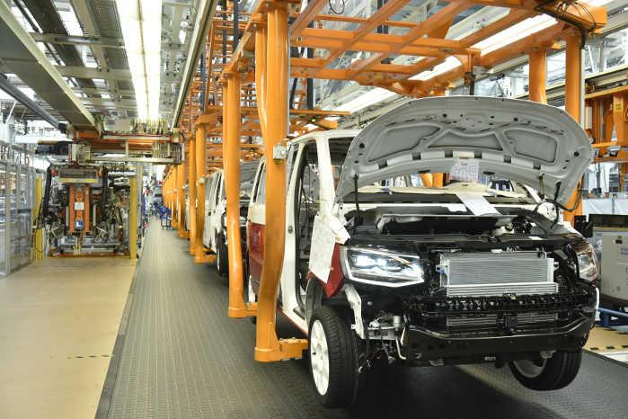 Sjette generation af Volkswagens T-serie har været produceret siden 2015