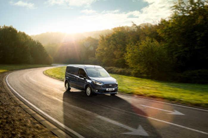Motorvarianten med 100 hk vil i følge Ford bruge 12 procent mindre diesel ved normal kørsel. Foto: Ford