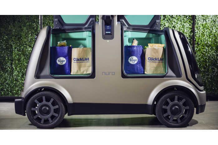 Nuro er klar med dagligvarerne til efteråret