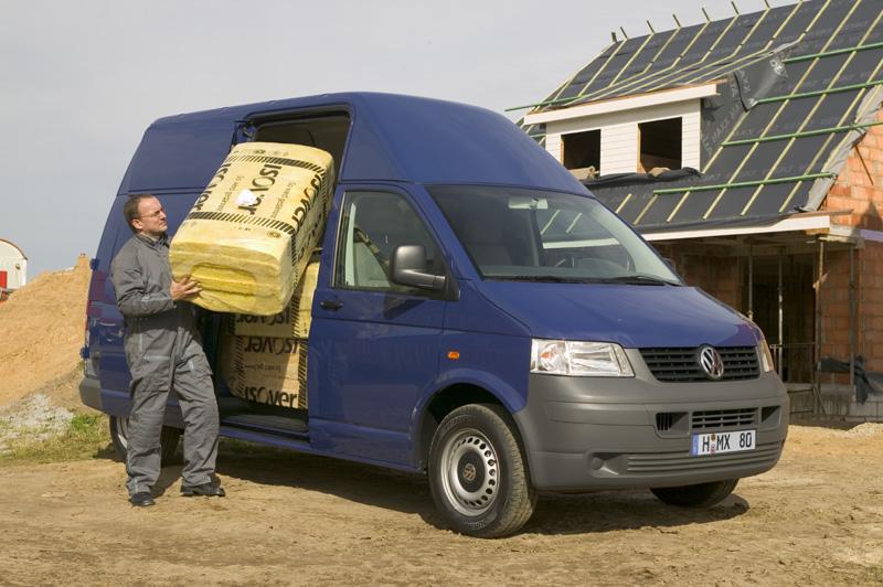 VW T5 handles flittigt på brugtvognsmarkedet. Her er udgaven fra før faceliftet i 2009. Foto: VW