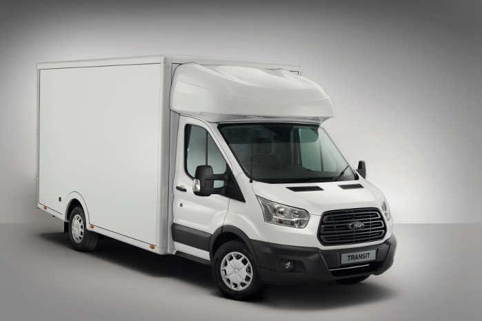 Den nye chassis-udgave er rettet mod f.eks. distributionsbiler og autocampere