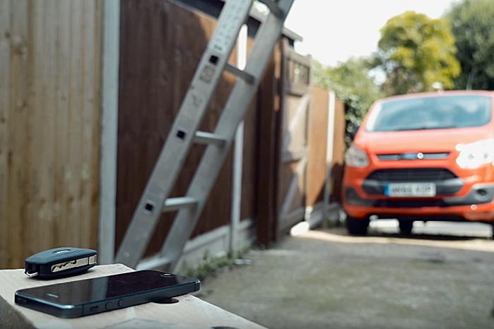 Ford har fundet det nødvendigt at udvikle vel nok verdens mest gennempryglede bilnøgle