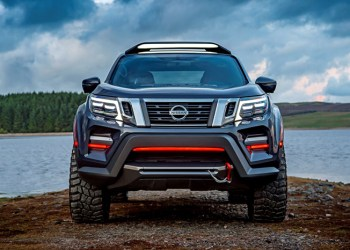 Nissans pickup koncept er en rigtig pyntedukke, men de ved, hvad der virker