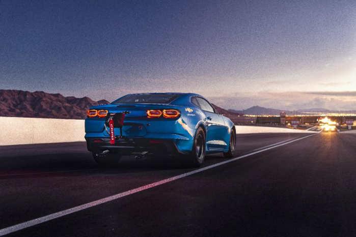 Chevrolet eCOPO Camaro vil gøre Dodge Demon rangen stridig på 402-meteren