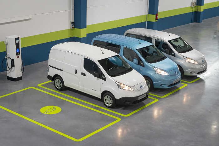 Cirka 3000 el-drevne varebiler skal deltage i projektet Optimise Prime