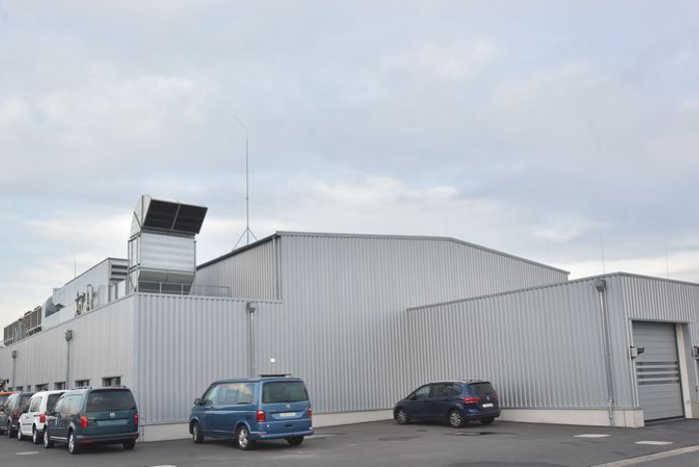 VW Erhvervsbilers nye testcenter i Hannover har kostet 6 millioner euro