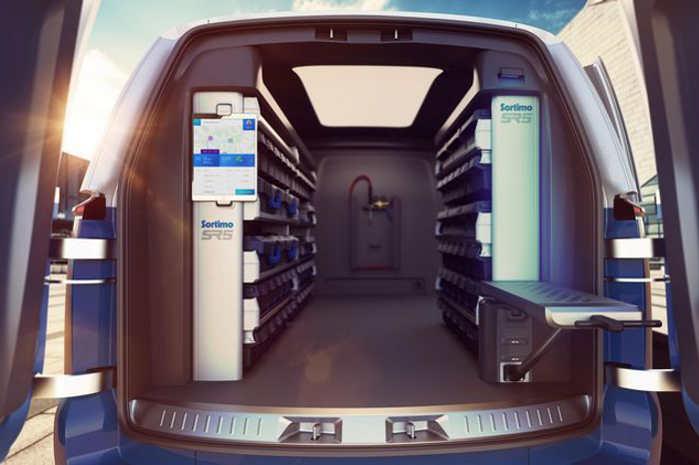 Batteriet er integreret i gulvet mellem akslerne, og el-motoren er i sagens natur mere kompakt end en forbrændingsmotor enhed. Det sikrer en god rummelighed