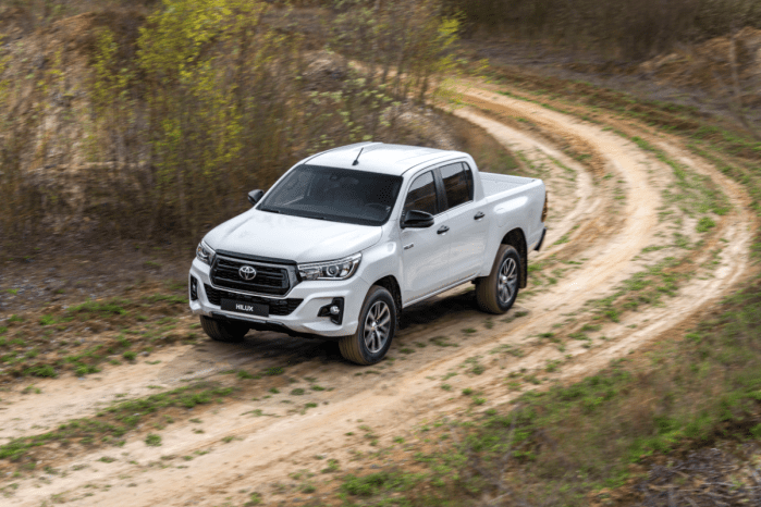 Opdateret Toyota Hilux 2019 (7)