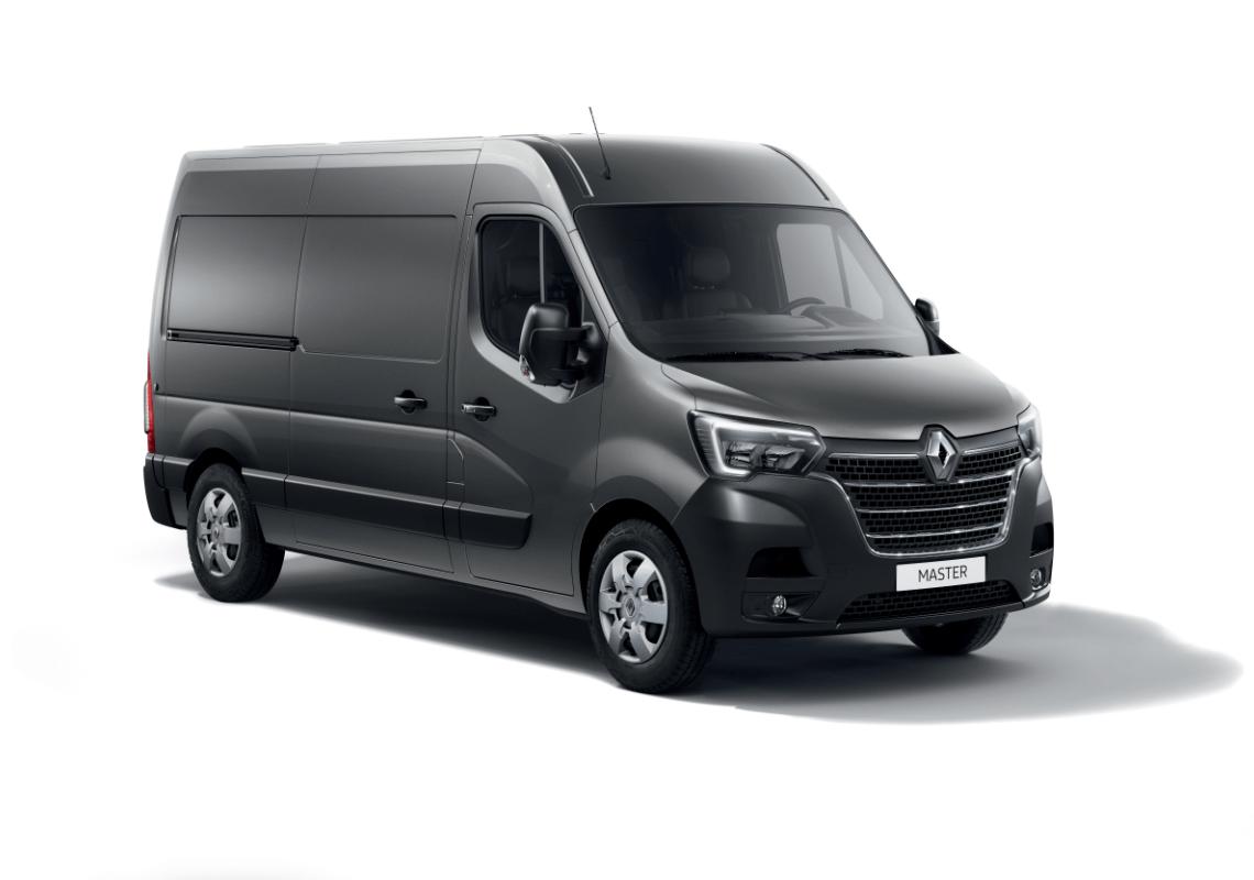 Ny Renault Master