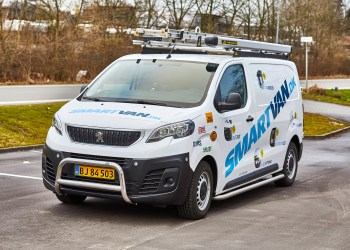 Smartvan indtager udlandet