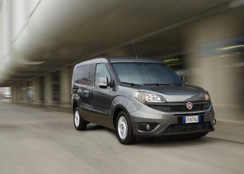 Ny motor i Fiat Doblo