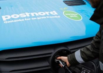 De nye biler er typen Mercedes-Benz eSprinter, som PostNord lejer gennem sin sædvanlige partner Europcar.