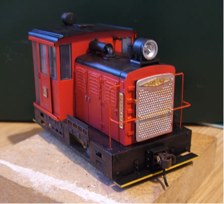 The completed detailed Gas-Mechanical.