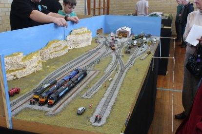 The OO Gauge Diesel Depot Quarry Lane