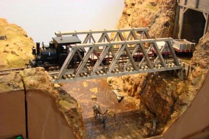 A Porter crosses Silver Creek