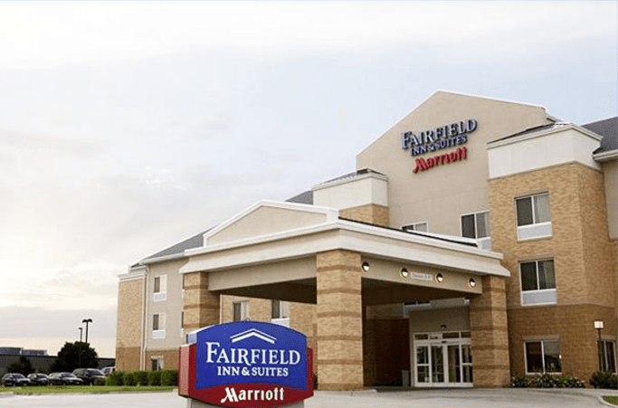 Fairfield Inn Des Moines Airport