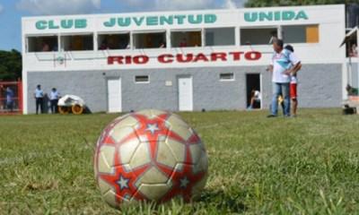 Juventud Unida de Río Cuarto sufrió hechos delictivos en su predio. Es la cuarta vez en el año.