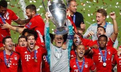 """Los """"secretos"""" tácticos del Bayern, rey de Europa."""