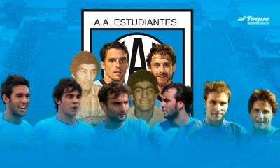 La llegada de Lautaro Parisi obligó al repaso de los hermanos que vistieron la camiseta de Estudiantes.