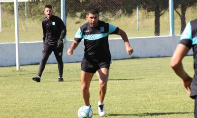 Ortigoza podría emigrar al fútbol boliviano.