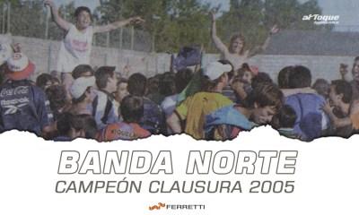 Hace 15 años Banda Norte cortó una racha histórica.