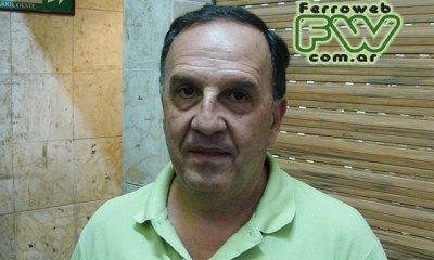 Pandolfi cargó contra el árbitro que dirigió Estudiantes - Ferro.
