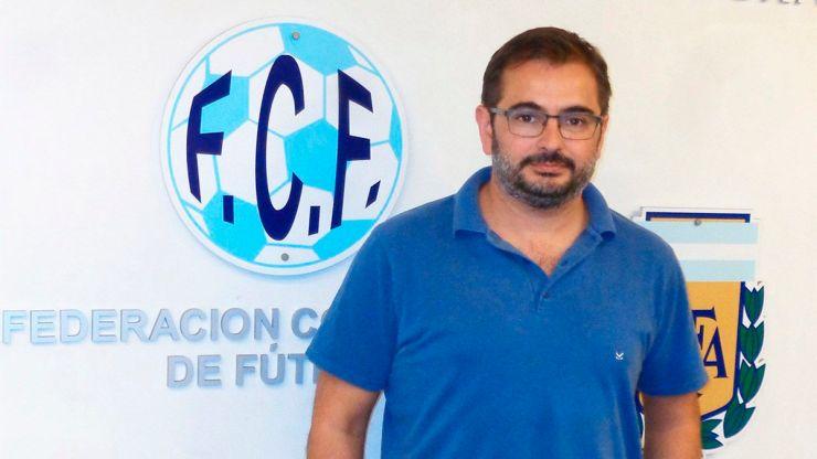 Federico Tosolini, presidente de Liga Regional, comentó lo que sí se definió y lo que resta por concretarse para la vuelta del fútbol en LRFRC.