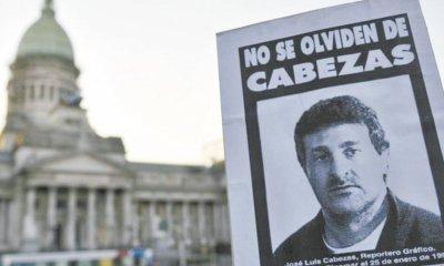 A 24 años del asesinato de José Luis Cabezas, el fotógrafo que no olvidamos.