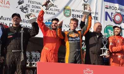 Se pone en marcha la temporada del Rally Cordobés compartiendo caminos con el Argentino.